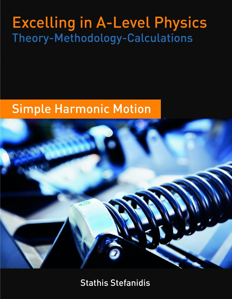 Simple Harmonic Motion Front Cover